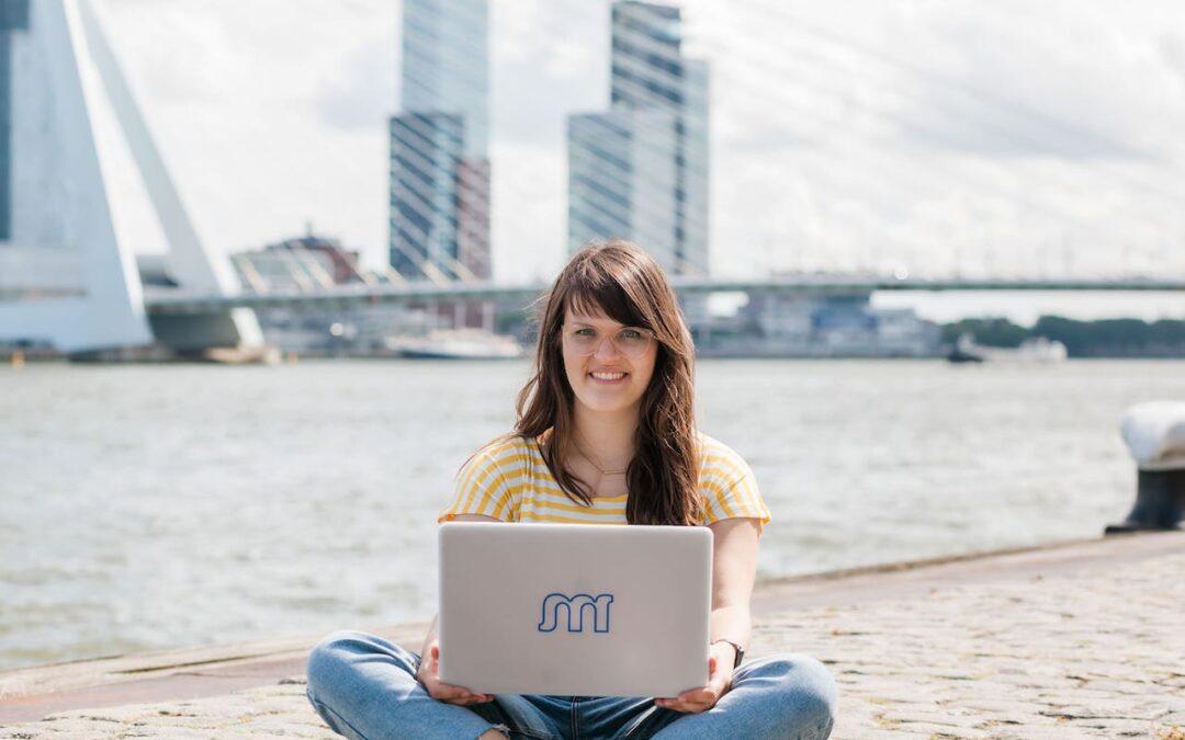 Een freelance webdesigner in plaats van een bureau? Yes, girl! Om deze 3 redenen